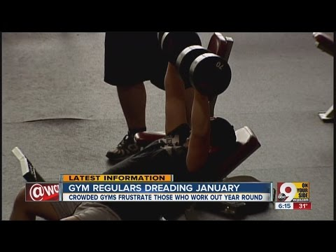 Gym regulars dreading January Mp3