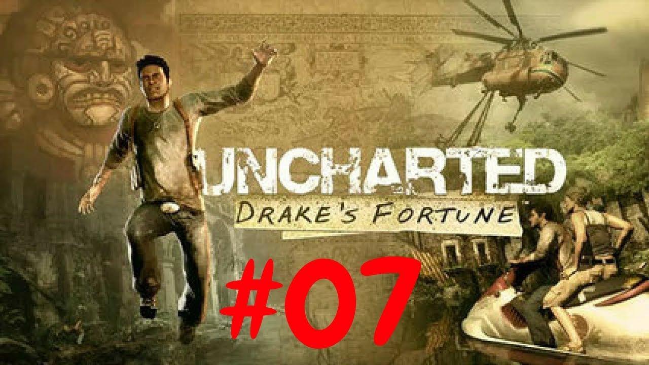 Download Uncharted Drake's Fortune PS4 Walkthrough #07 Vi spiego il nome DocFra90 :D