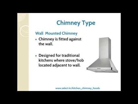 How to select Kitchen Chimney in India