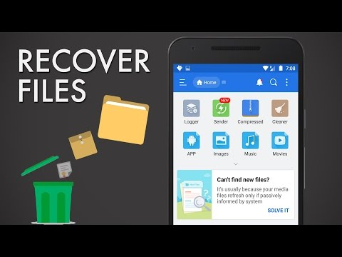 How to Recover Deleted Files on Android (Root & No Root)