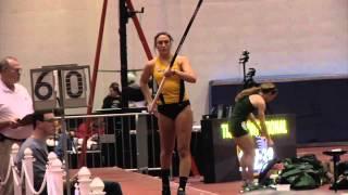 HIGHLIGHTS:Mizzou Track & Field Collegiate Challenge