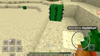 Κόβοντας ξύλο (Minecraft pe) επεισόδιο 2