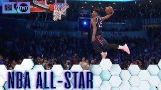 Dennis Smith Jr. Dunk Mix | NBA on TNT