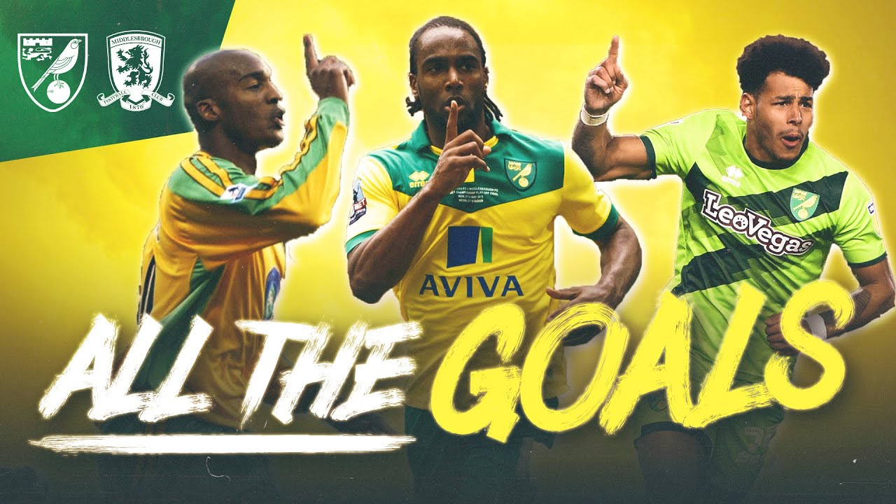 ALL THE GOALS | A look back at the best goals against Boro! ☄️
