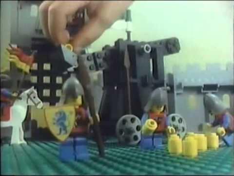 Lego Black Dragon Castle Commercial 1987 Youtube