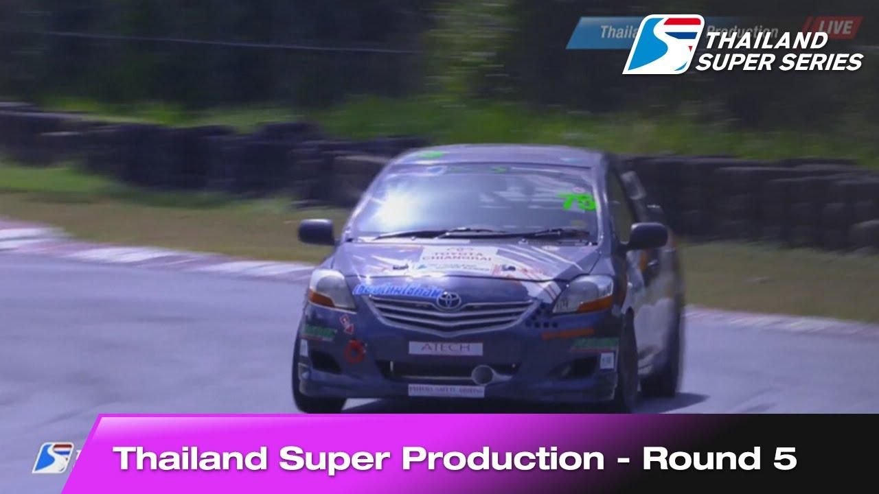 Highlight Thailand Super Production Round 5 | Bira International Circuit