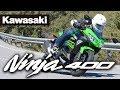 Kawasaki Ninja 400 2018: Prueba A Fondo