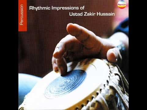 Zakir Hussain – Rhythmic Impressions Of Zakir Hussain /2010 CD Album/ Mp3