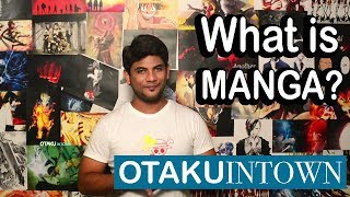 What Is Manga? | Vlog Ep 3 | Otaku In Town | ft. Nickk Otaku