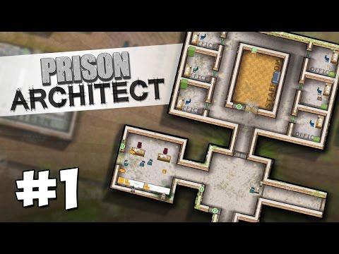 Prison Architect Modded #1 - SO MANY MODS