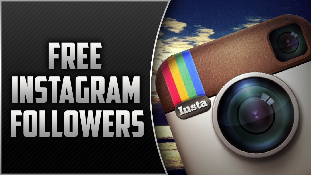 Get Free Instagram Followers Likes and Comments From PC