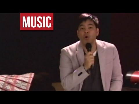 """Martin Nievera - """"You Are My Song"""" Live!"""