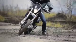 Baltmotors: мотоцикл Motard 200/250