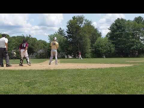 Baseball-Jackson Shaffer, Westerly High School, 2020, Weserly, RI-Double x3