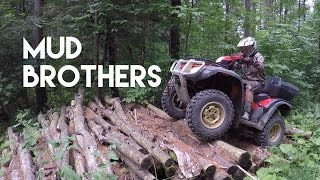 BERKELEY MILITIA ATV - Mud Brothers ( GoPro )