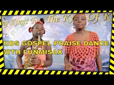 Yoruba Gospel Music Mix 2017 from Nigeria  by 11 year old Alice Joshua ft FunmiSax Ajayi (Alifted)
