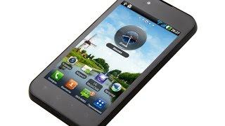 видео Обзор LG Optimus Black (P-970) из коробки