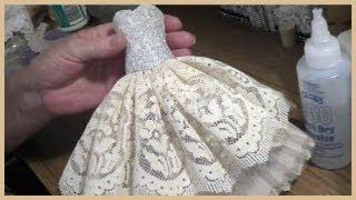 Art Dress Tutorial - Part 1 - Paper Mache Bodice