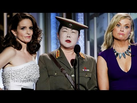 North Korea Hacks Golden Globes 2015