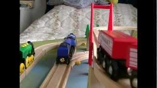Wooden Train Set 2