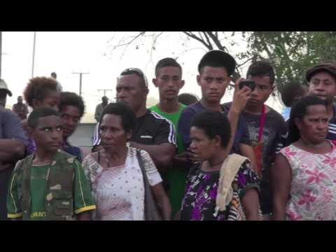 Opening of 5th Melanesian Festival of Arts and Culture