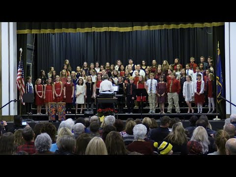Holiday Choral Concert 2018 @North Hampton School