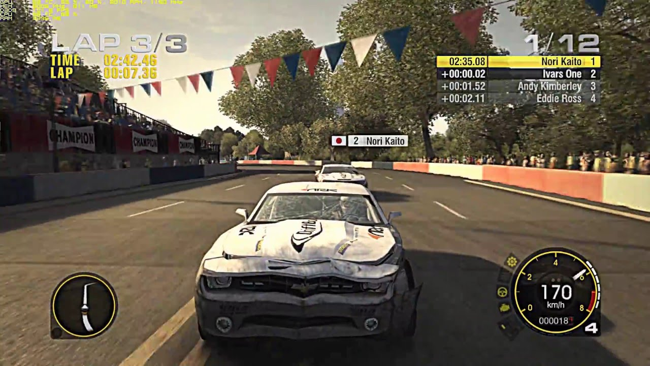 Race Driver Grid Walkthrough Part 47 - [USA] Ebay Motors Muscle Cup ...