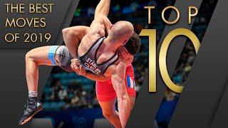 Top 10 best moves of 2019 | WRESTLING
