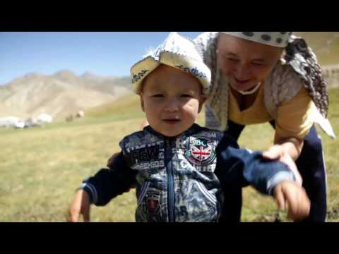 Travel Guide to Kyrgyzstan