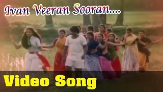Enkitta Mothathe Tamil Movie : Ivan Veeran Sooran Video Song