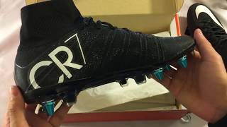 Nike CR7 Superfly Gala Edition Unboxing 2017