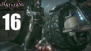 BATMAN ARKHAM KNIGHT gameplay part 16