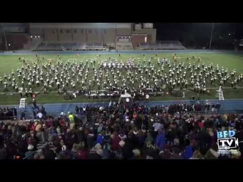 UMASS Amherst Minuteman Marching Band @ 2015 MICCA - BFDTV