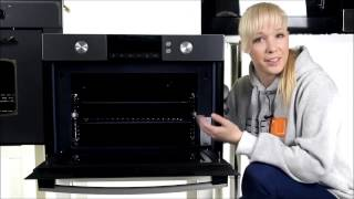 видео Встраиваемая газовая духовка: выбор не прост