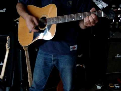 CF Martin Goya G 320 Acoustic Guitar MIJ Serial # G7437