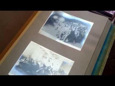 Ценный альбом передан Олегом Сорокиным в дар музею фотографии Нижнего Новгорода