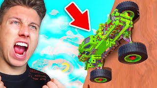 Ich BAUE ein WALLRIDE-AUTO in Trailmakers! (90° Wand)
