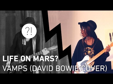[Leivvi] VAMPS - Life On Mars? (David Bowie cover) band cover  + TAB
