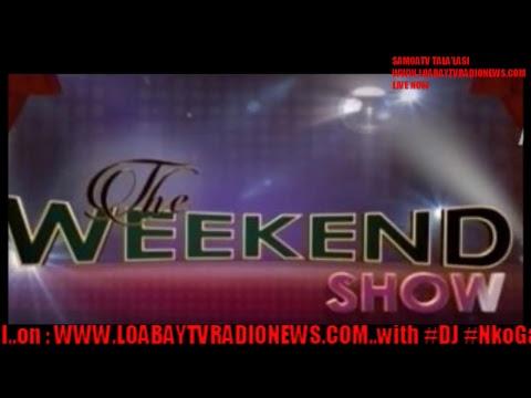 MUSIKA OLE ASO TOONAI 9June2018 www.loabaytvradionews.com SAMOATV & SAMOA RADIO Live Stream