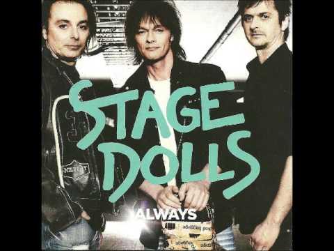 Stage Dolls   Saturday Night