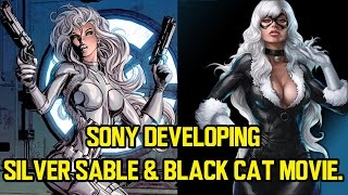 Sony is making a Silver Sable & Black Cat movie (Is it outside the MCU?)