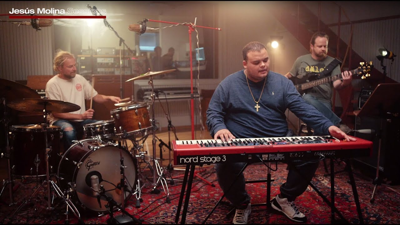 "Jesús Molina - #5 Jazz Fusion ""Mass Ave Blues"" / ""Grace"" 