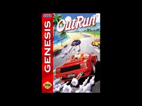 01- Magical Sound Shower - Outrun - Sega Genesis (Mega Drive)