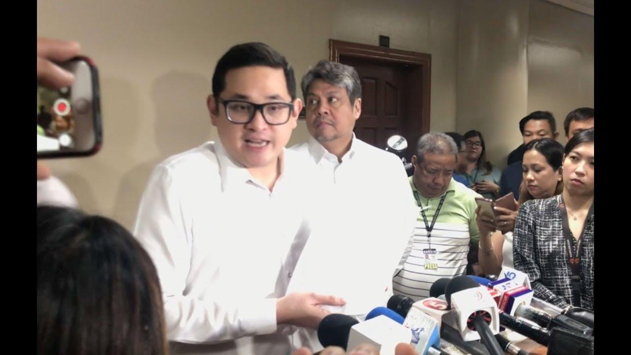 Minority senators call for suspension, rollback of excise tax on fuel