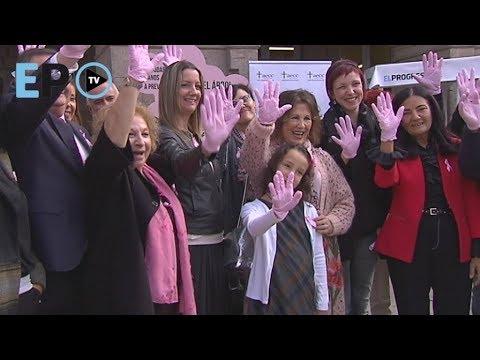 Lugo, en el Día Mundial contra el Cáncer de Mama