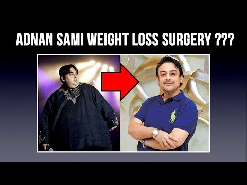 Did Adnan Sami Become Lean By Having Weight Loss Surgery?