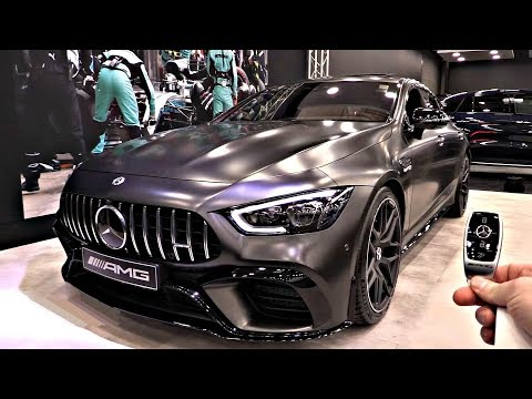 MERCEDES AMG GT 4 DOOR COUPE | GT63S FULL REVIEW Exhaust Interior Exterior Infotainment