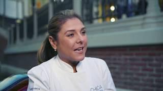 Chef Lorena Garcia Rides a Gondola