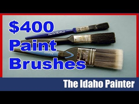 Paying $400 for PAINT Brushes!!