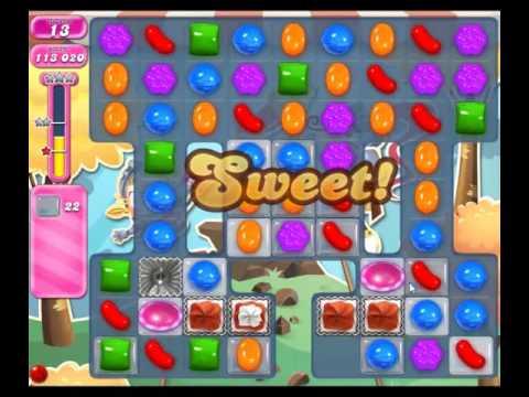 Candy Crush Saga Level 2422 - NO BOOSTERS
